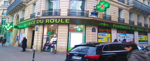 Pharmacie Du Roule, PARIS