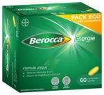 Berocca Energie Comprimés Pelliculés B/60 à PARIS