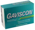 GAVISCON, suspension buvable en sachet à PARIS