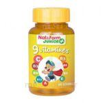 Nat&form Junior Ours Gomme Oursons 9 Vitamines B/60 à PARIS