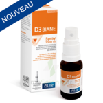Pileje D3 Biane Spray 1000 Ui - Vitamine D Flacon Spray 20ml à PARIS