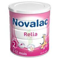 NOVALAC RELIA 2, 6-12 mois  bt 800 g à PARIS
