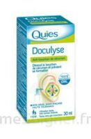 QUIES DOCULYSE ANTIBOUCHON DE CERUMEN, fl 30 ml à PARIS