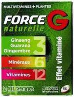 FORCE G NATURELLE, bt 56 à PARIS