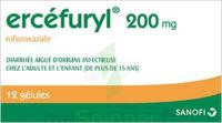 ERCEFURYL 200 mg Gélules Plq/12 à PARIS