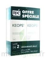 KEOPS DEODORANT BILLE PEAUX FRAGILES lot de 2 à PARIS