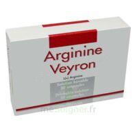 ARGININE VEYRON, solution buvable en ampoule à PARIS