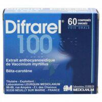 DIFRAREL 100 mg, comprimé enrobé 6Plq/10 à PARIS