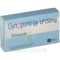 GYNOPURA L.P. 150 mg, ovule à libération prolongée à PARIS