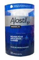 ALOSTIL 5 %, mousse pour application cutanée en flacon pressurisé à PARIS