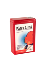 ALMA 2 mg, pâte à PARIS