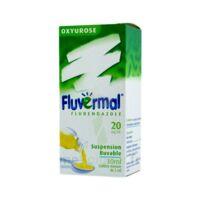 FLUVERMAL 2 POUR CENT, suspension buvable à PARIS