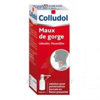 COLLUDOL, solution pour pulvérisation buccale en flacon pressurisé à PARIS