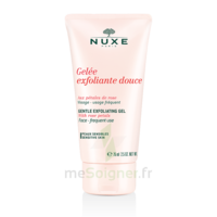 Gelée exfoliante douce aux Pétales de rose 75ml à PARIS
