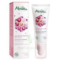 MELVITA NECTAR DE ROSES soin de jour hydratant visage BIO à PARIS
