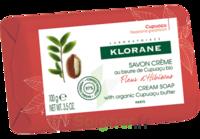Klorane Savon crème au beurre de cupuaçu et à la fleur d'hibiscus à PARIS