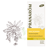 PRANAROM Huile végétale bio Macadamia 50ml à PARIS