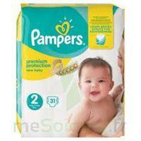 Pampers New Baby T2 3-6kg à PARIS