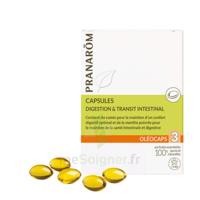 PRANAROM OLEOCAPS 3 Caps digestion & transit intestinal à PARIS
