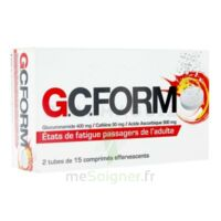 GCFORM, comprimé effervescent à PARIS