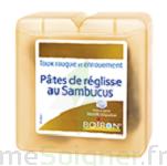 PATES DE REGLISSE AU SAMBUCUS Pâtes à sucer Sach/70g à PARIS