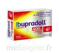 IBUPRADOLL 400 mg Caps molle Plq/10 à PARIS