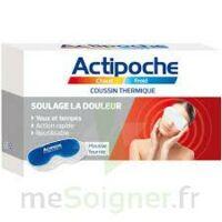ACTIPOCHE Masque thermique yeux et tempes B/1 à PARIS