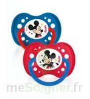 Dodie Disney sucettes silicone +18 mois Mickey Duo à PARIS