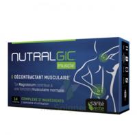 Nutralgic Muscle Comprimés décontractant musculaire B/14 à PARIS